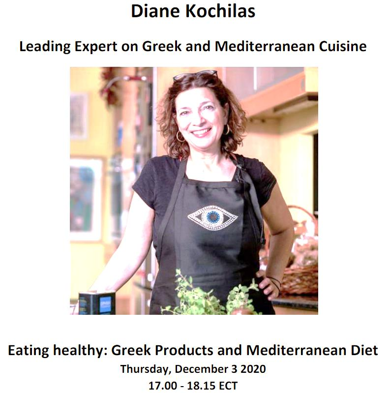 Eating healthy Greek Products and Mediterranean Diet 3